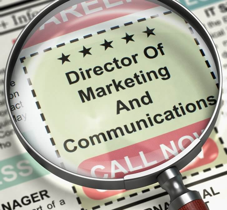 A Part-Time Marketing Director to drive business growth?
